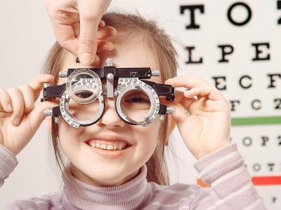 Dečija oftalmologija i strabizam